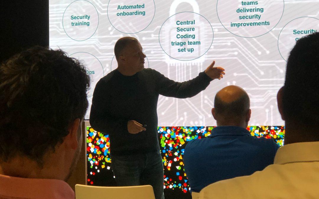 DevSecOps-NL meetup @ Microsoft