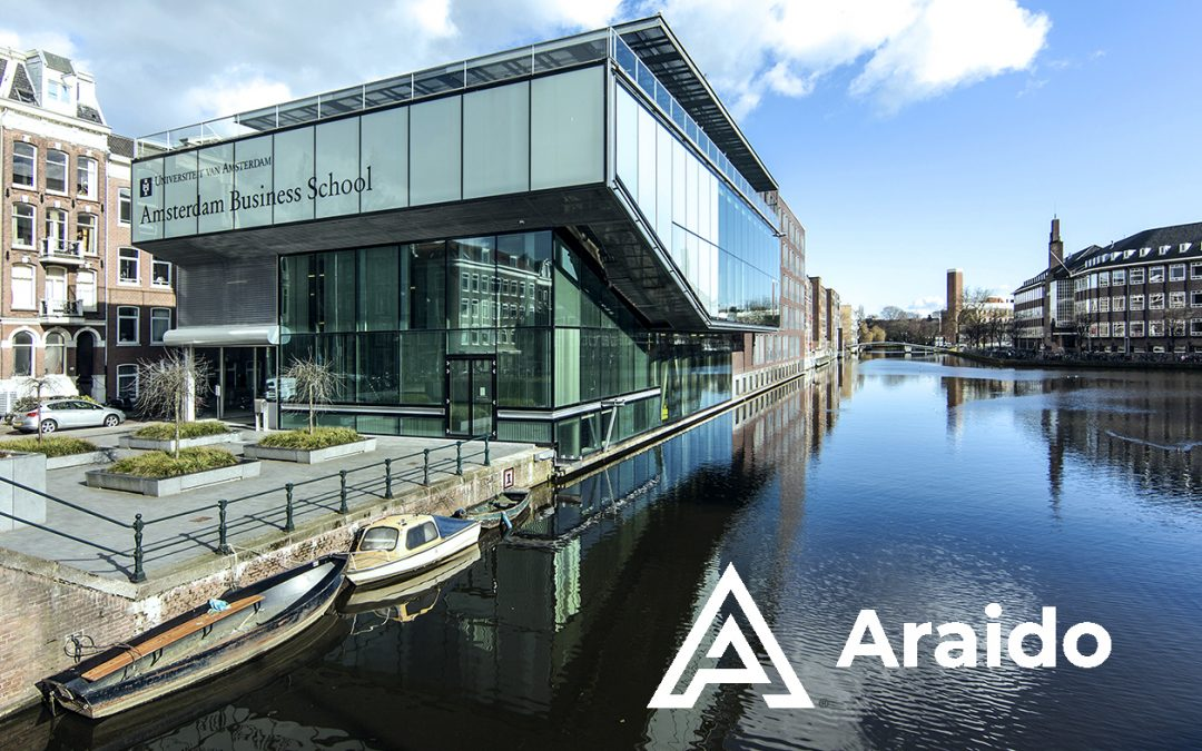 Araido proud to deliver to Amsterdam Business School