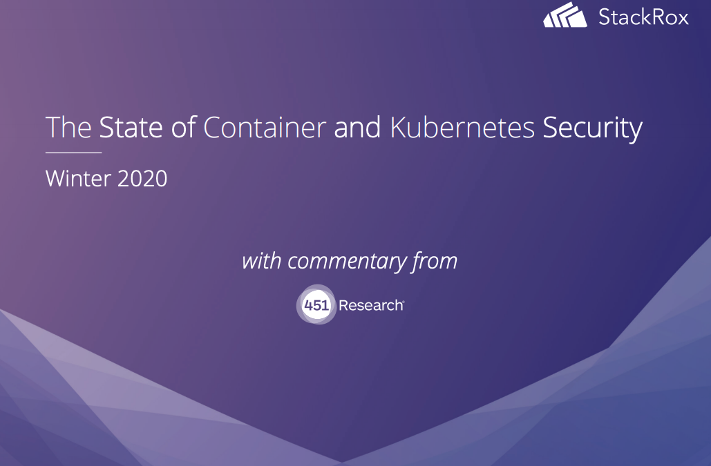 Nearly half the organizations have delayed deploying containerized apps into production due to security concerns