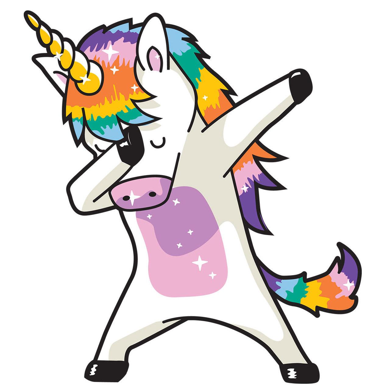 Dabbing_Unicorn